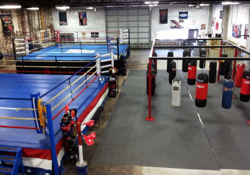 Wolfpack boxing club contact us